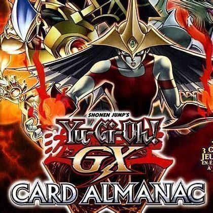 gx yu gi oh monsters duel card almanac game nds games academy bottle play aniti eu championship