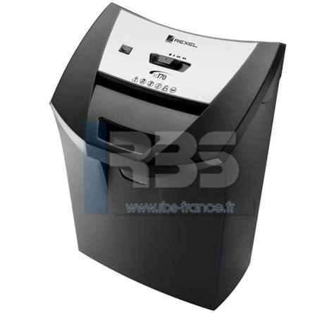 broyeur papier bureau broyeur papier sc170 destructeur de documents pas cher