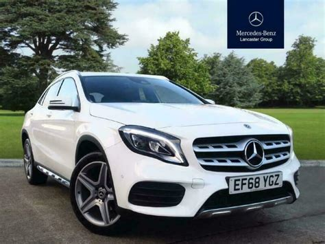 It features apple carplay, android auto, and bluetooth connectivity. 2018 Mercedes-Benz GLA Class GLA 200d 4Matic AMG Line Premium 5dr Auto Diesel wh | in Leigh-on ...