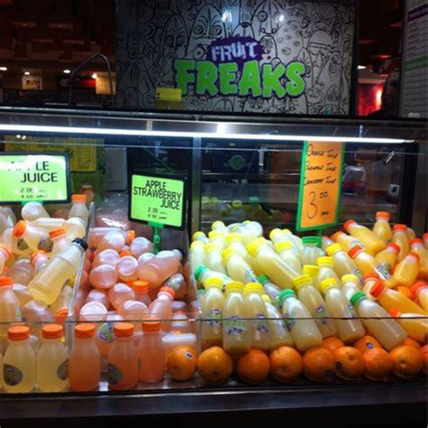 fruit freaks juice bar melbourne central melbourne