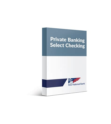 Maybe you would like to learn more about one of these? Private Banking Checking & Savings   First National Bank