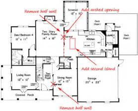 open concept floor plan 7 to open concept floor plans custom home builder