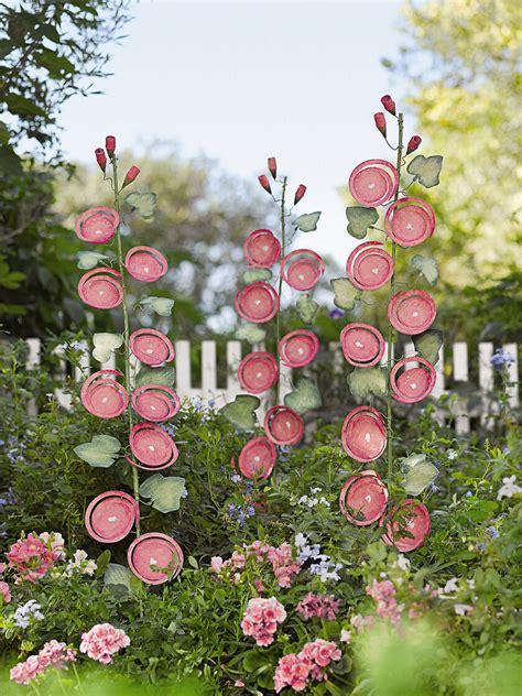 hollyhock stem stakes set   gardeners supply company