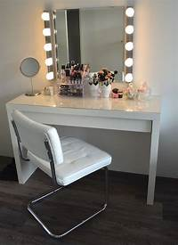 make up table Pin by Sweet Makeup Tutorial on Makeup Storage in 2018 ...
