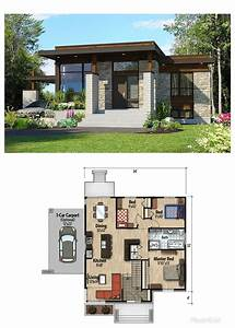 Modern, Small, House, Plans, With, Photos, 2021