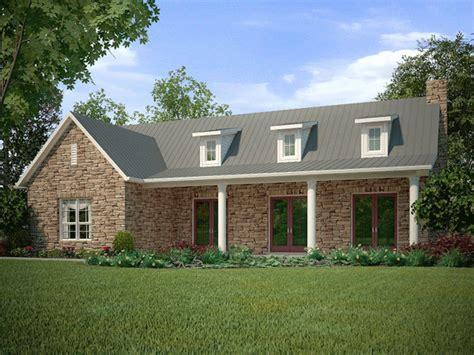 cottage style house plan   fredericksburg