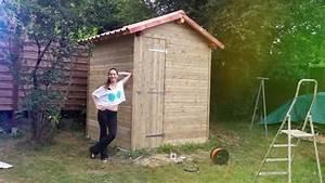 Grand Abri De Jardin : cabanon de jardin affordable abri de jardin bois exterior ~ Dailycaller-alerts.com Idées de Décoration