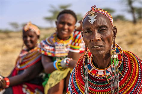 samburu kenya africa african tribe culture tribal average weather tribes east climate getty temperatures indigenous istock north central hadyniak bartosz