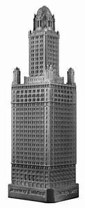 Replica, Buildings