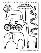 Coloring Sheets Printable Joel Circus Sheet Peeps Dowloadable sketch template