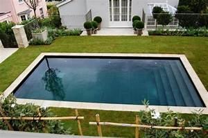 Small outdoor pool quartz pool kits small swimming pools for Small garden swimming pools uk