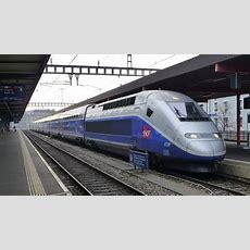 French Trains In Switzerland  At Geneva Station Youtube