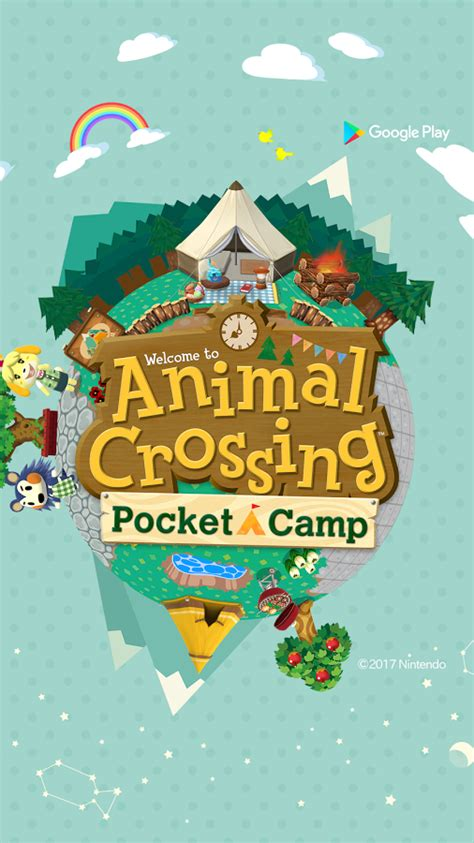 wallpaper animal crossing pocket camp gudang