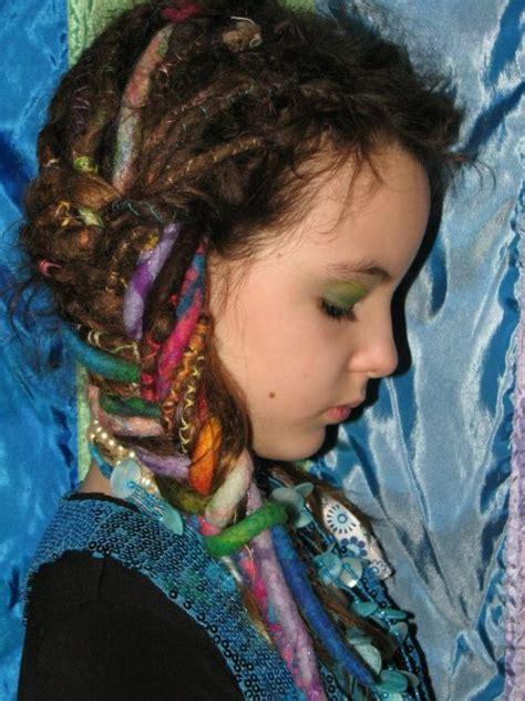 rainbow dreads tumblr
