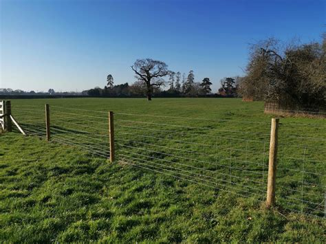 Stock Fence - Bouchier Fencing Limited