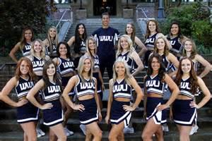 Western Washington University Cheer Team
