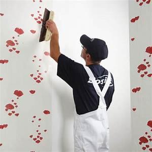 Prix Pose Papier Peint : papier peint pose finest artisan posant du papier peint ~ Dailycaller-alerts.com Idées de Décoration