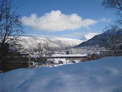 Wallpapers Tromso Tromsoe