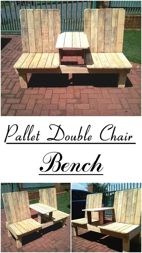 Furniture Made With Pallets by Best 25 Chair Bench Ideas On Painting