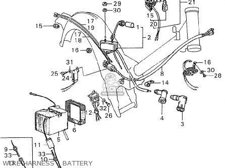 honda c90 cub 1968 1969 1970 australia parts lists and schematics
