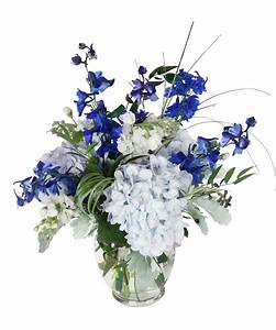 September Sapphire Birthday Bouquets - Nanz and Kraft Florists