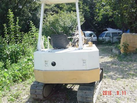 Mitsubishi Excavator by Mitsubishi Excavator Ms020 N A Used For Sale