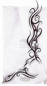 Side By Side Design : side tribal tattoo designs best tattoo design ~ Bigdaddyawards.com Haus und Dekorationen