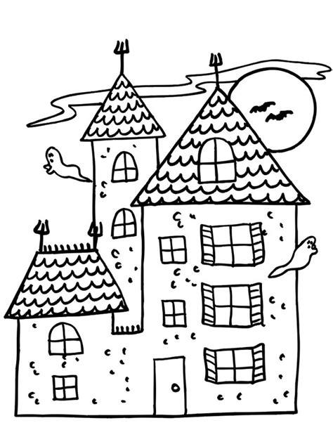 dessin maison a imprimer coloriage maison hant 233 e 224 imprimer gratuitement