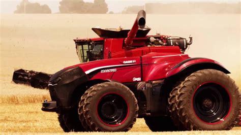 Case Ih Autonomous Concept Vehicle
