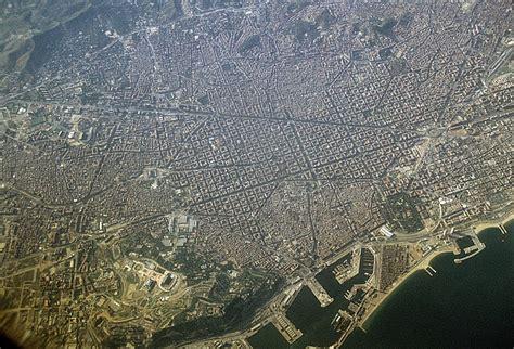 englischer garten münchen luftaufnahme provincia de barcelona barcelona mit unten v l