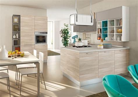 modele de cuisine en bois cuisine moderne bois clair williams tom
