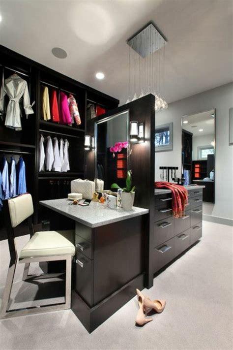 Das Ankleidezimmer Moderne Wohnideenankleidezimmer In Schwarz by Ankleidezimmer Einrichten Tipps Tricks Und Inspirationen