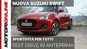 Suzuki Swift Leasing Ohne Anzahlung : nuova suzuki swift 2017 test drive in anteprima youtube ~ Jslefanu.com Haus und Dekorationen