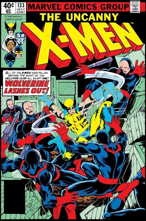 X-Men #133 with Frank Robbins style on Wolverine   Marvel ...