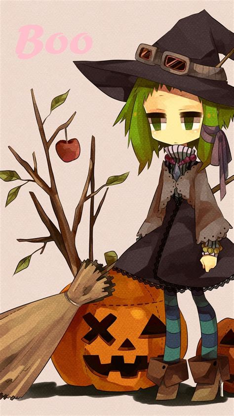 anime halloween wallpaper wallpapertag