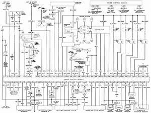 1995 Toyota Land Cruiser Wiring Diagram