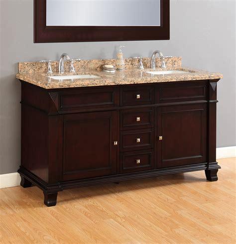 drawers kitchen sink 60 quot sink vanity mission furniture 6960