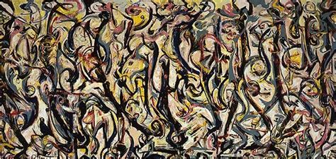 jackson pollock the mural decoding jackson pollock arts culture smithsonian