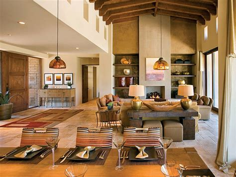 open plan house living room open floor plan decorating