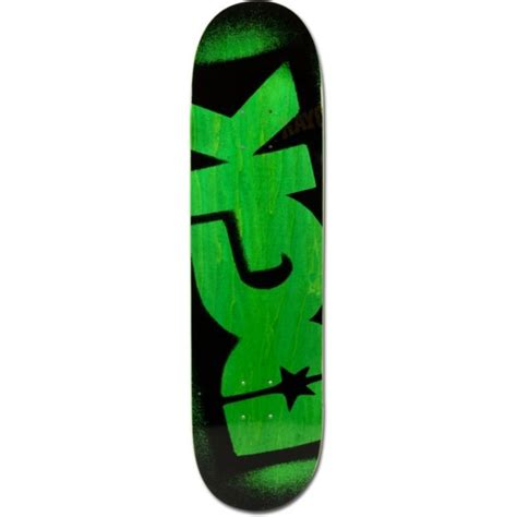 Dgk Skateboard Decks Uk by Dgk Stencil Price Point Green Deck 8 06 Skateboard Decks