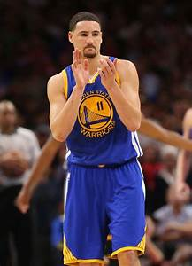 Warriors Klay Thompson up for NBA service award - SFGate