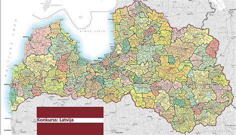 Latvija Karta | Karta