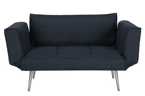 best futon sofa bed best small sofa bed 2017 dhp euro sofa futon loveseat