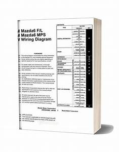 Mazda 6 Fl Mps Wiring Diagram
