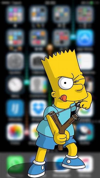 Supreme Wallpapers Bart Simpson Simpsons Dog