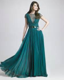 robe mariã e elie saab elie saab lattice chiffon gown in blue lyst