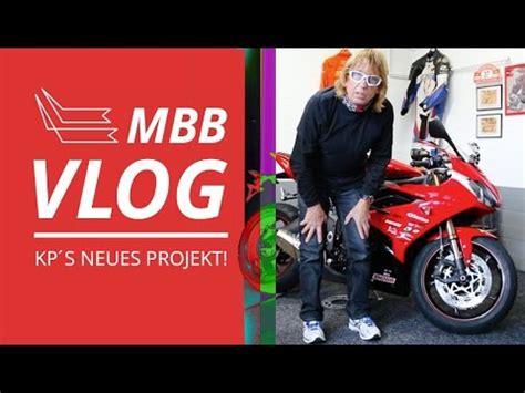 Motorrad Brune Bikes  Vlog  Neues Projekt! Youtube