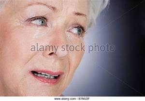 Face Expression Female Crying Stock Photos & Face ...