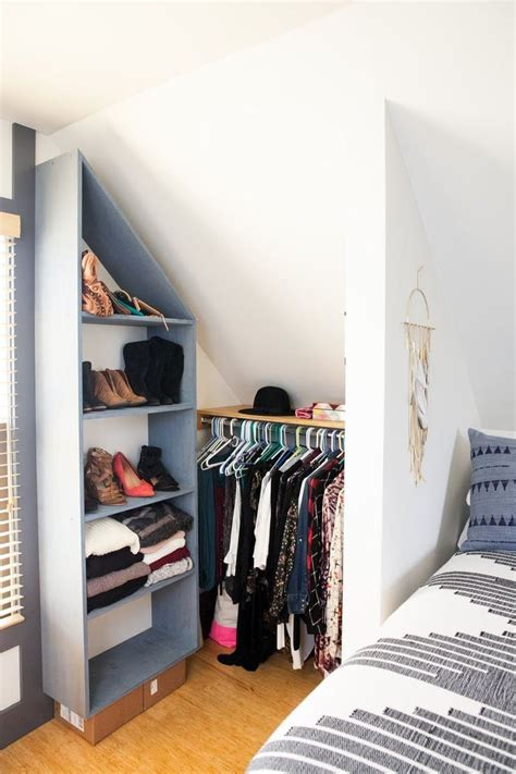 Apartment Therapy Closet by Best 25 No Closet Solutions Ideas On No