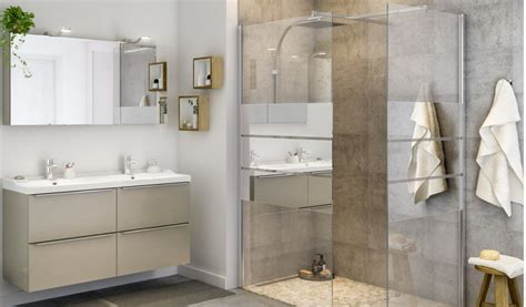 Contemporary bathroom ideas   Ideas & Advice   DIY at B&Q